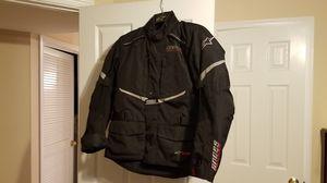 Alpinestars motorcycle jacket size (S)(Originally $230) for Sale in Lorton, VA