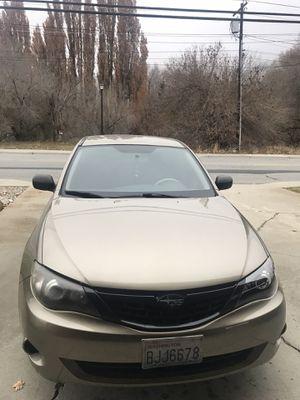 2008 Subaru Impreza clean title automatic for Sale in Cashmere, WA