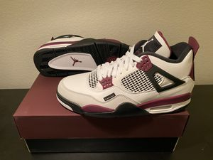 Jordan 4 PSG Paris Saint Germain Men's Size 9.5 Brand New for Sale in San Diego, CA