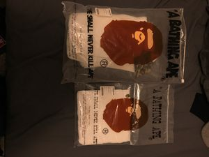 Bape towels never used still with tags dead stock supreme for Sale in Baldwin Park, CA