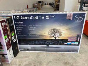 """LG🎞65"""" TV✨ 65SM8600AUA C for Sale in Dallas, TX"""