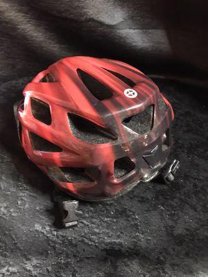 Schwinn bicycle helmet! Red and black new! for Sale in Savannah, GA