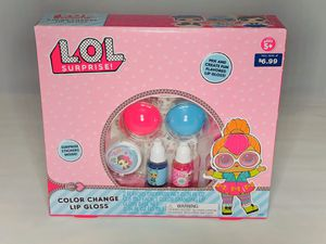 LOL Surprise Dress Up Doll & Lip Gloss for Sale in Plano, TX