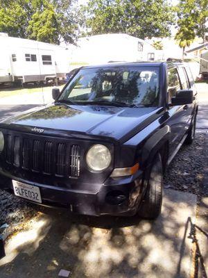 Jeep patriot 2008 titulo limpio clean title for Sale in Tijuana, MX