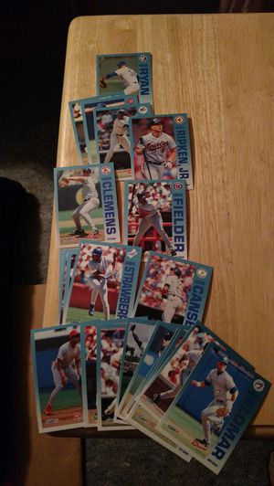 """1992 Fleer """" THE PERFORMER COLLECTION """" complete 24 card set - HOF's for Sale in Appomattox, VA"""