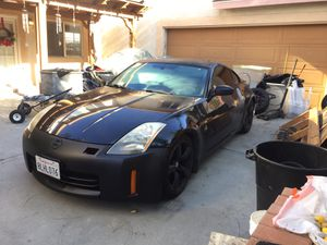 2004 Nissan 350 Z for Sale in Winchester, CA