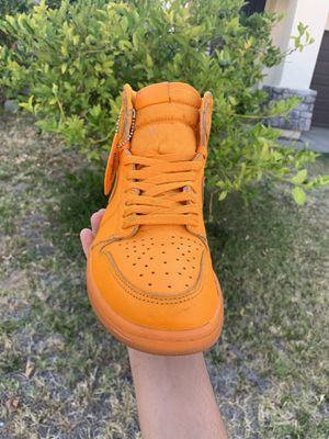 Jordan 1 gatorade orange peel for Sale in Carmichael, CA