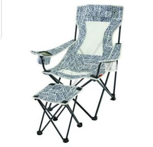 Brand new ozark trail chair & footrest for Sale in Waldo, OH