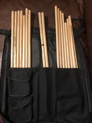 Drumsticks in bag for Sale in Cerritos, CA