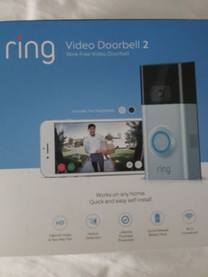 Ring Doorbell for Sale in Tampa, FL