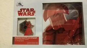Star Wars Disney Store Preatorian Guard Pin LE 2000 for Sale in Phoenix, AZ