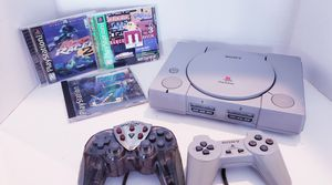 Sony PS1 System w/3 games for Sale in Buena Park, CA