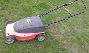 Electric lawn mower for Sale in Kirkland, WA