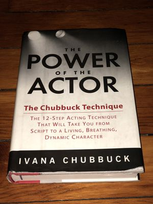 The Power of the Actor Book for Sale in Pittsburgh, PA