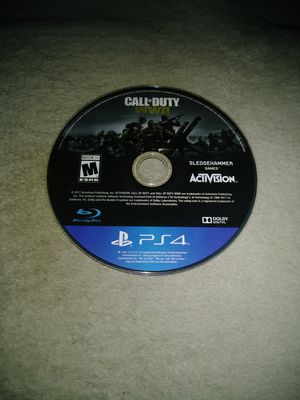 COD WW2 PS4 for Sale in Columbus, OH