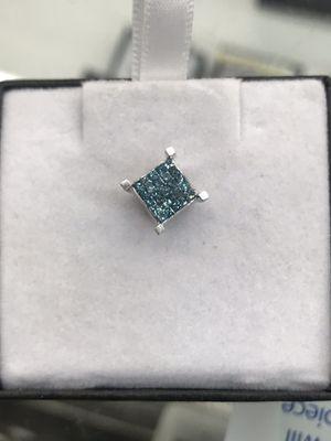 14k Diamond single earring for Sale in Dallas, TX