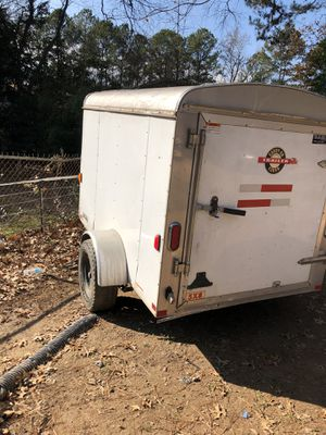 Traila 5x8 good conditions and clean title $1,400 for Sale in Atlanta, GA