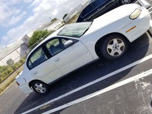 Chevy Malibú 2002 for Sale in West Palm Beach, FL