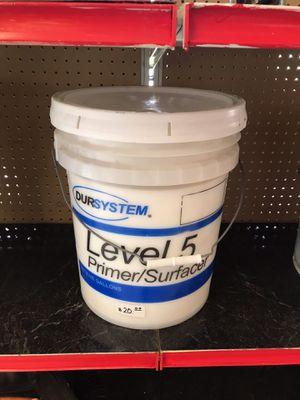 Dursystem Level 5 Primer/Surfacer 5 Gallons for Sale in Greenacres, FL