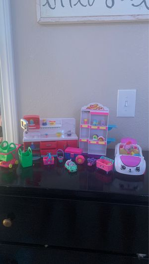 Shopkins Collection Bundle for Sale in Hemet, CA