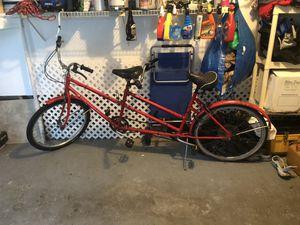 Tandem bike for sale $80 for Sale in Trinity, FL