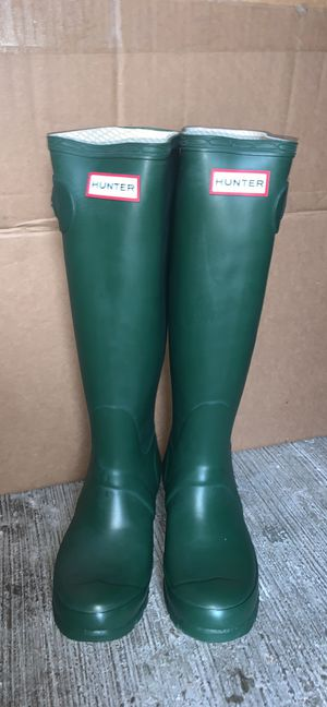 Hunter Rain Boots for Sale in Ontario, CA