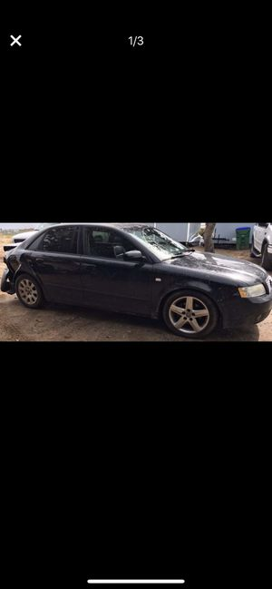 2004 Audi A4 part out for Sale in Carlsbad, CA