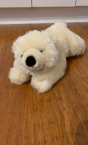 Polar Bear Stuffed Animal from Seaworld for Sale in Winter Springs, FL