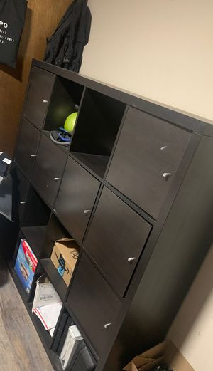 Cube storage shelves for Sale in Ringwood, NJ