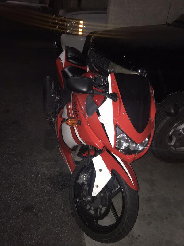 2012 kawasaki 250