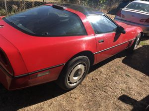 1987 Chevy corvette for Sale in Albany, OR