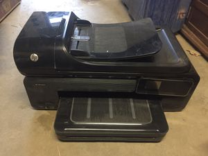Hp jetink wide printer for Sale in Sanger, CA