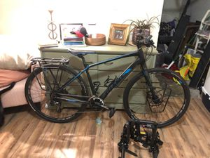 Gaint Toughroad SLR 1 touring bike/bikepacking for Sale in Crowley, TX
