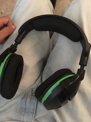 Xbox one wireless headset turtle beach stealth 600 for Sale in Fresno, CA
