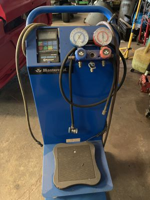 Mastercool ac machine for Sale in Spring, TX