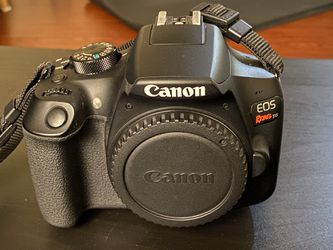 Canon EOS Rebel T6 for Sale in Los Angeles,  CA