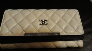 New - Womans Chanel Quilted Trifold Long Wallet for Sale in Riverside, CA