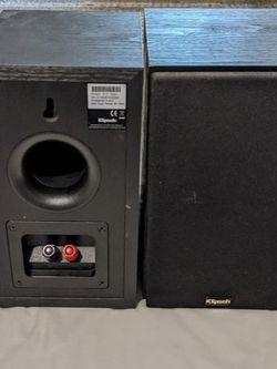 Klipsch B-10 Bookshelf Speakers (Pair) for Sale in Seattle,  WA