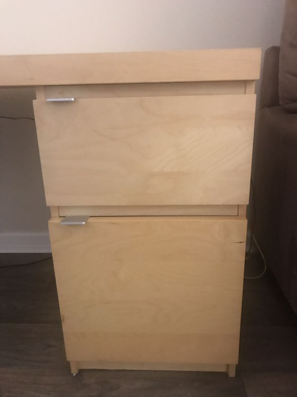 IKEA Wooden Desk