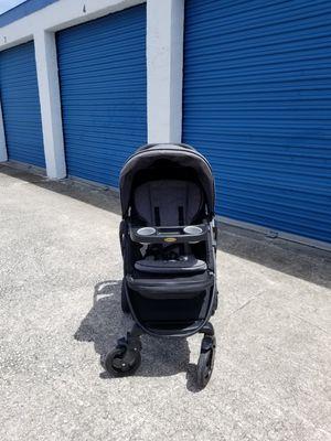 Graco Grey/Black Car Seat Srroller for Sale in Jacksonville, FL