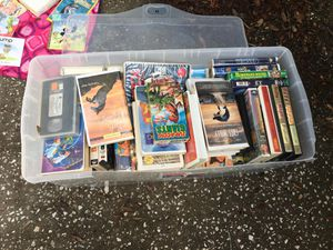 VHS movies for Sale in Valrico, FL