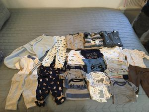 Newborn boy clothes for Sale in San Diego, CA