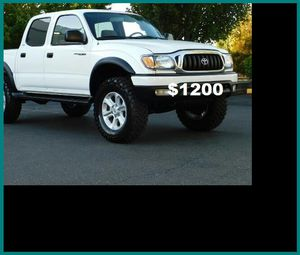 Price$1200 Toyota Tacoma for Sale in Houston, TX
