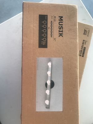 Ikea light fixtures set of 3 or buy individually for Sale in Tampa, FL