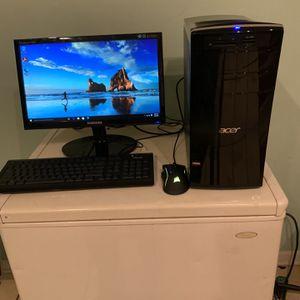 ACER DESKTOP COMPUTER SYSTEM for Sale in Chicago, IL