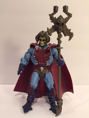 Skeletor Space Mutants - Complete - MOTU Classics - Masters Universe Heman - Vintage Action Figure Toy for Sale in Naperville, IL