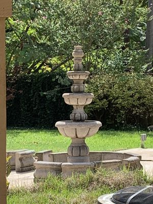 "Tiered Fountain, 65"" tall for Sale in Garland, TX"