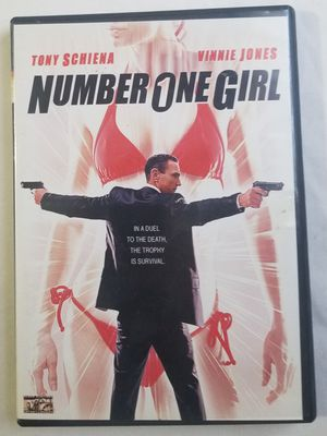 Number One Girl DVD Movie stars Tony Schiena for Sale in Three Rivers, MI
