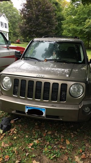 07 Jeep Patriot for Sale in Watertown, CT