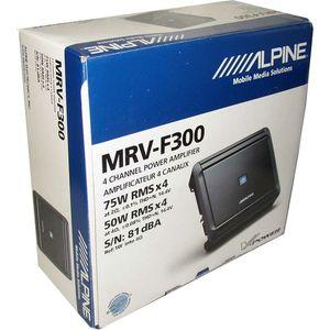 ALPINE MRV-F300 300W 4CH CAR CAR AUDIO STEREO AMPLIFIER NEW for Sale in San Diego, CA